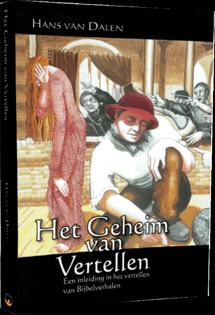 Handboek 'Het geheim van  Vertellen'