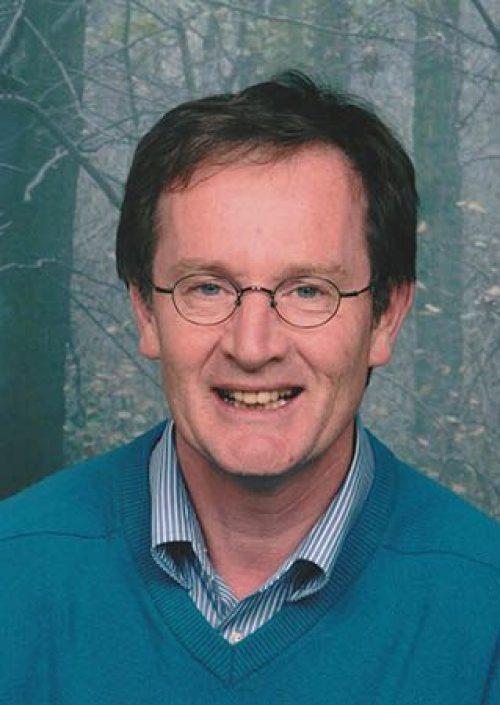 Hans van Dalen, oprichter Centrum voor Vertellen.